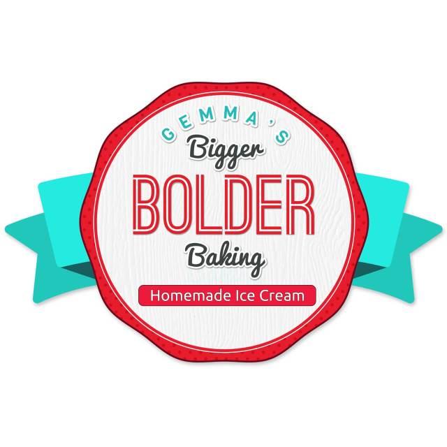 BBB124 Homemade Ice Cream Logo 2