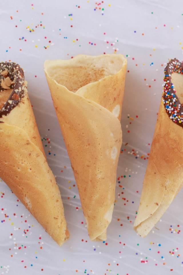 How to make Homemade Ice Cream Cones, How to make Ice cream Cones, How to make Homemade sugar Cones, Ice cream cone recipe, Homemade ice cream cones, Recipes for ice cream cones, How to bake, how to make, best ever ice cream cone recipe, diy ice cream cones, DIY waffle cones, how to make waffles cones, baking, baking recipes, dessert, desserts recipes, desserts, cheap recipes, easy desserts, quick easy desserts, best desserts, best ever desserts, simple desserts, simple recipes, recieps, baking recieps, how to make, how to bake, cheap desserts, affordable recipes, Gemma Stafford, Bigger Bolder Baking, bold baking, bold bakers, bold recipes, bold desserts, desserts to make, quick recipes