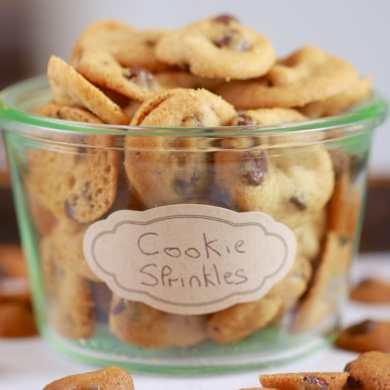 Homemade Cookie Sprinkles