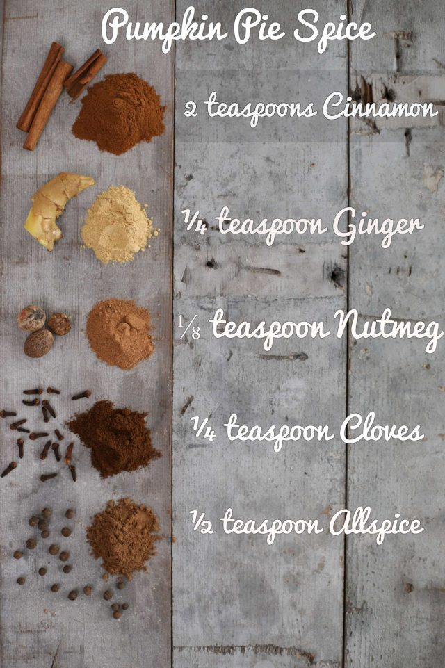Homemade Pumpkin Pie Spice is a fantastic addition to your holiday baking and it's really easy to make your own.