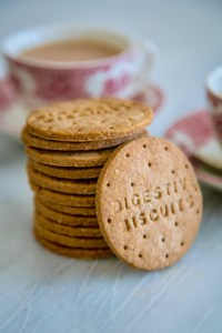 How to Make Digestive Biscuits