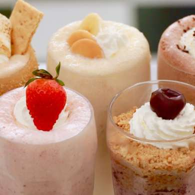 Top 5 Homemade Milkshake Flavors