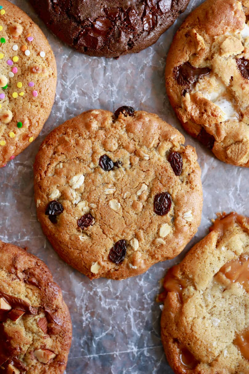 Crazy Cookie Dough One Easy Cookie Recipe With Endless