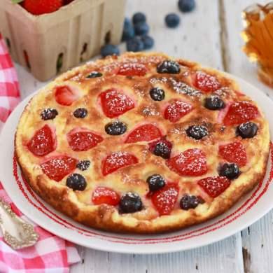 Easy Souffle Pancake