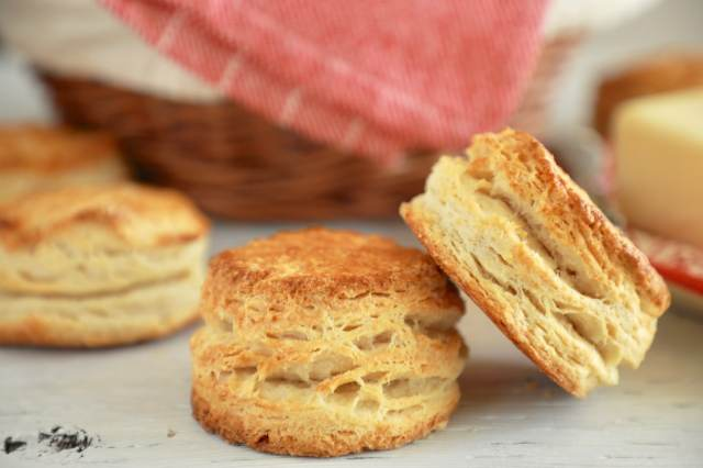 Best Ever Buttermilk Biscuits - The only biscuit recipe you will ever need!!
