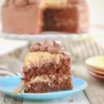 Rich German Chocolate Cake