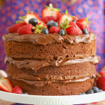 10-Minute Easy Chocolate Cake (Made in the Microwave)