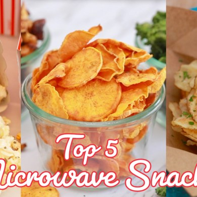 Top 5 Microwave Snacks