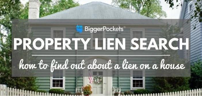 property-lien-search