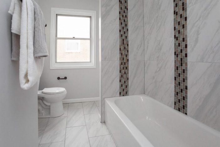 After renovation and Staging: Bathroom