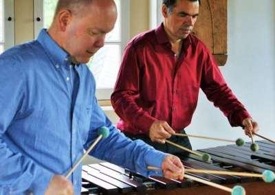 Holland Marimba Duo (licht klassiek)