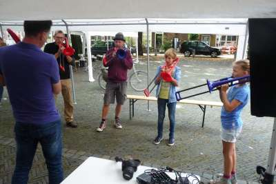 Trombone Workshop met Martien 1