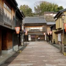Geisha-Viertel