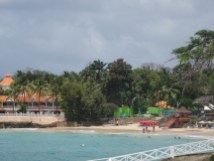 öffentlicher Strand