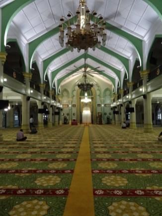 Gebetshalle