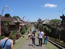 Traditionelles Dorf