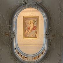 Blick auf die Galerie