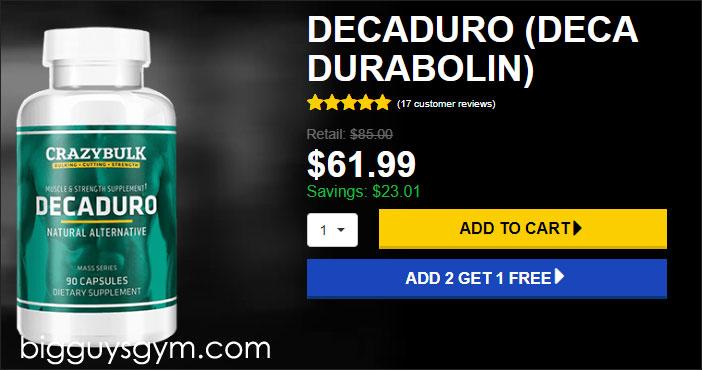 order decadurabolin online