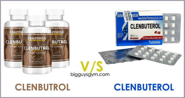 Clenbutrol or Clenbuterol steroids for cutting