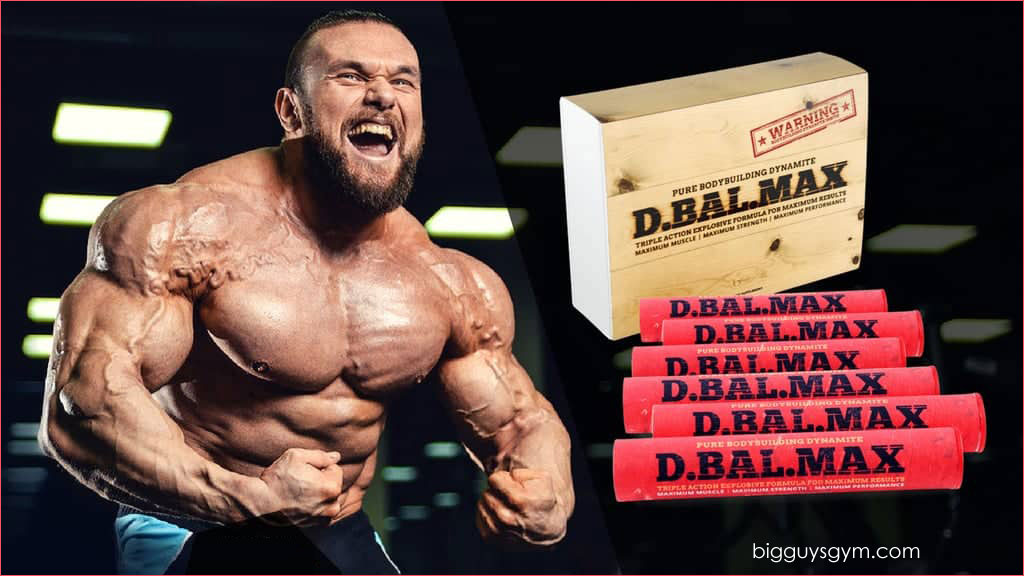 Dbal Max for bodybuilding