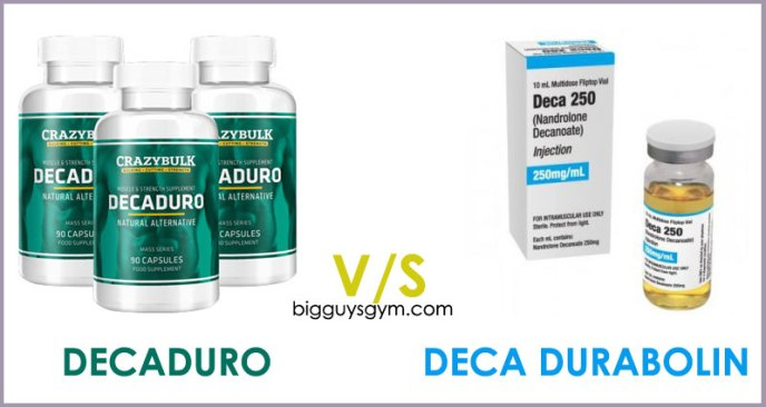 Deca Durabolin vs Decaduro