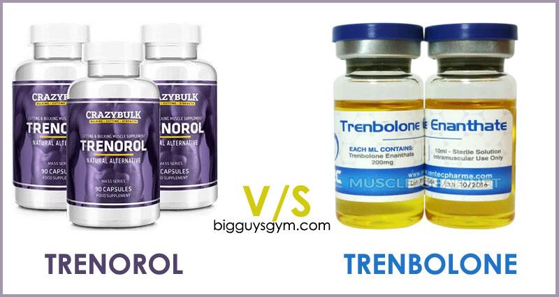 Trenorol or Trenbolone