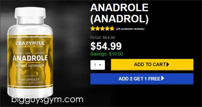 Order Anadrol Online