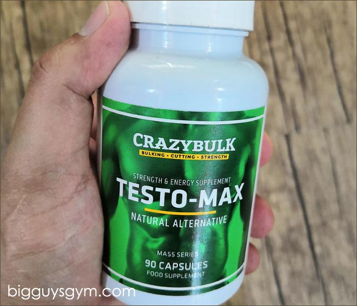 Testo Max review