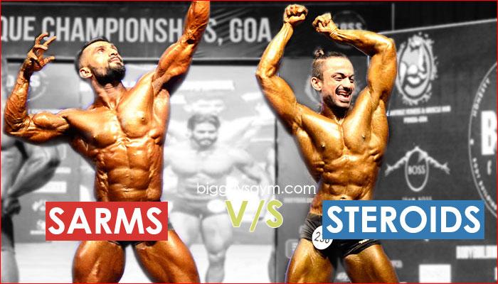SARMs Vs Legal Steroids: Shocking Facts Inside! [2019] | Big Guys Gym