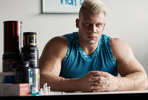 steroids and sarms