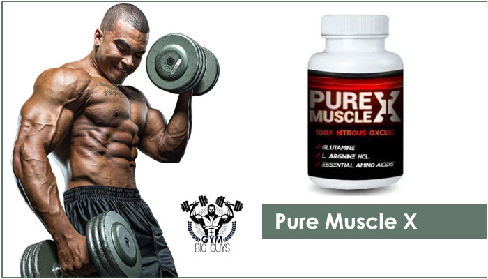 Pure Muscle X Reviews: Don't Buy It Until You Read This! [CAUTION]