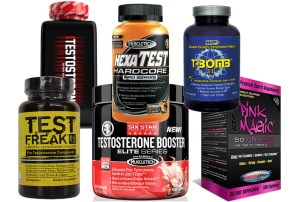 Natural Testosterone Booster for Men