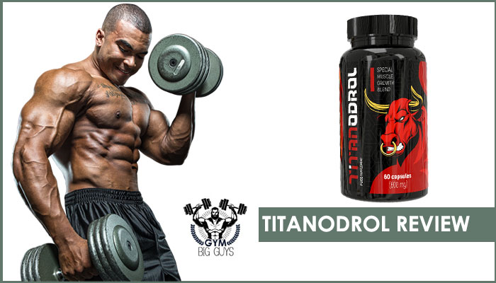 Titanodrol Review: Effects, Results & Reviews Inside [2019 NEW]