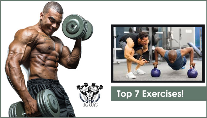 List of Top 7 Exercises Which Trainers Do