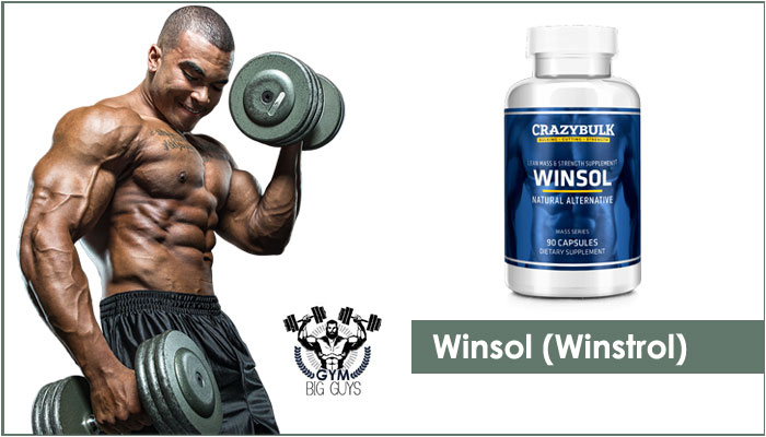 Winsol Review – Safe Winstrol Steroids Alternative by Crazy Bulk in 2020!