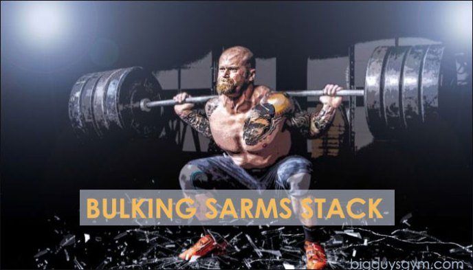 Sarms for bulking Cycle