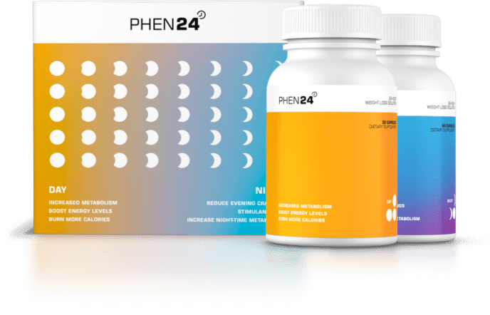 phen24 day and  night supplements for weight loss