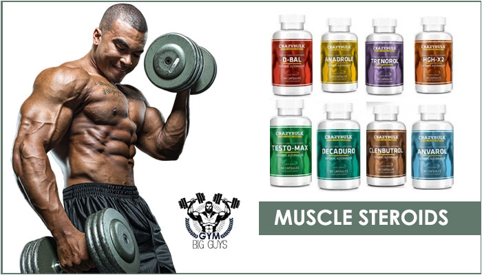 5 Legal Steroids for Mass Gain – Best Alternatives to Anabolic Steroids! [2020]