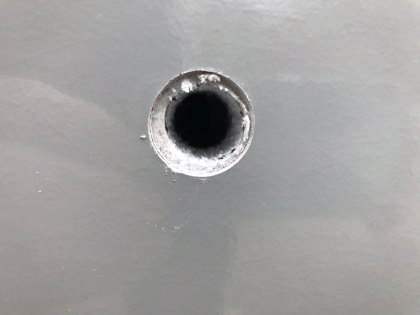 Zamp Connector hole