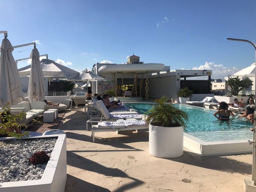 Miami Dream Rooftop Pool