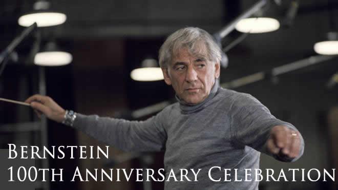 Bernstein 100th Anniversary