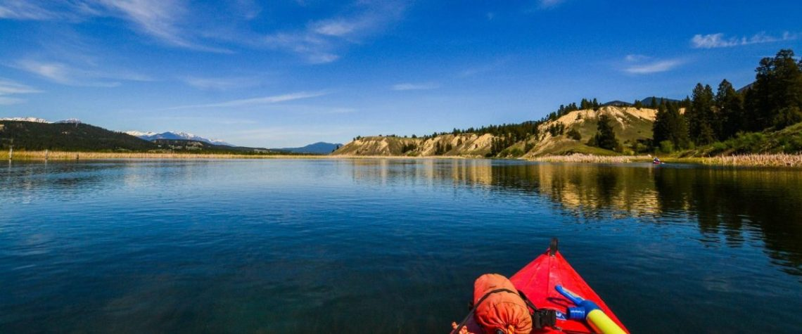 Image Courtesy of Columbia Valley Paddle