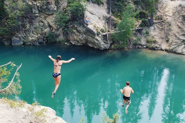 5 Places to Cool Off in the Columbia Valley