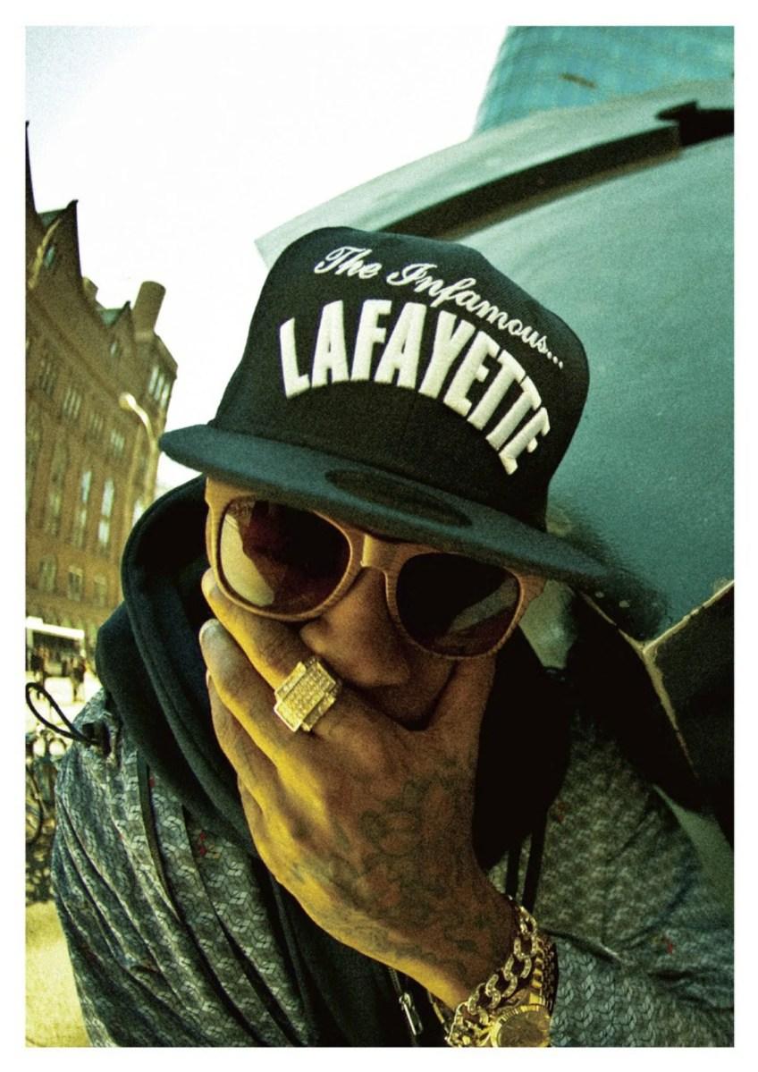 Lafayette  ¤  S/S 2012 Lookbook