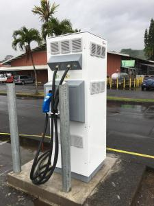 Keaau Fast Charger Front 2