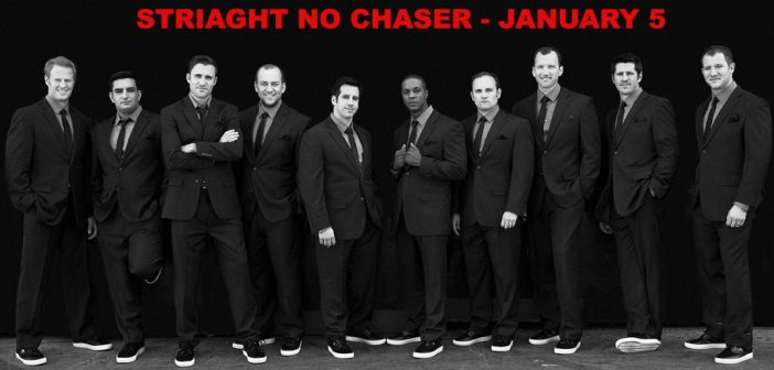 Straight No Chaser Coming To Kahilu Theatre January 5th