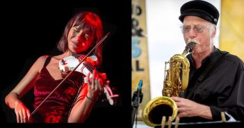 New Jazz Duo to perform at Red Water Café
