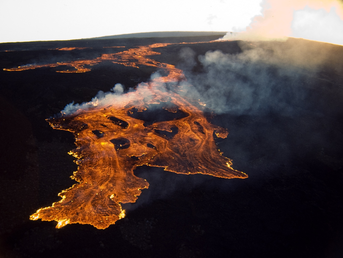 Video Anniversary Of Mauna Loa Eruption