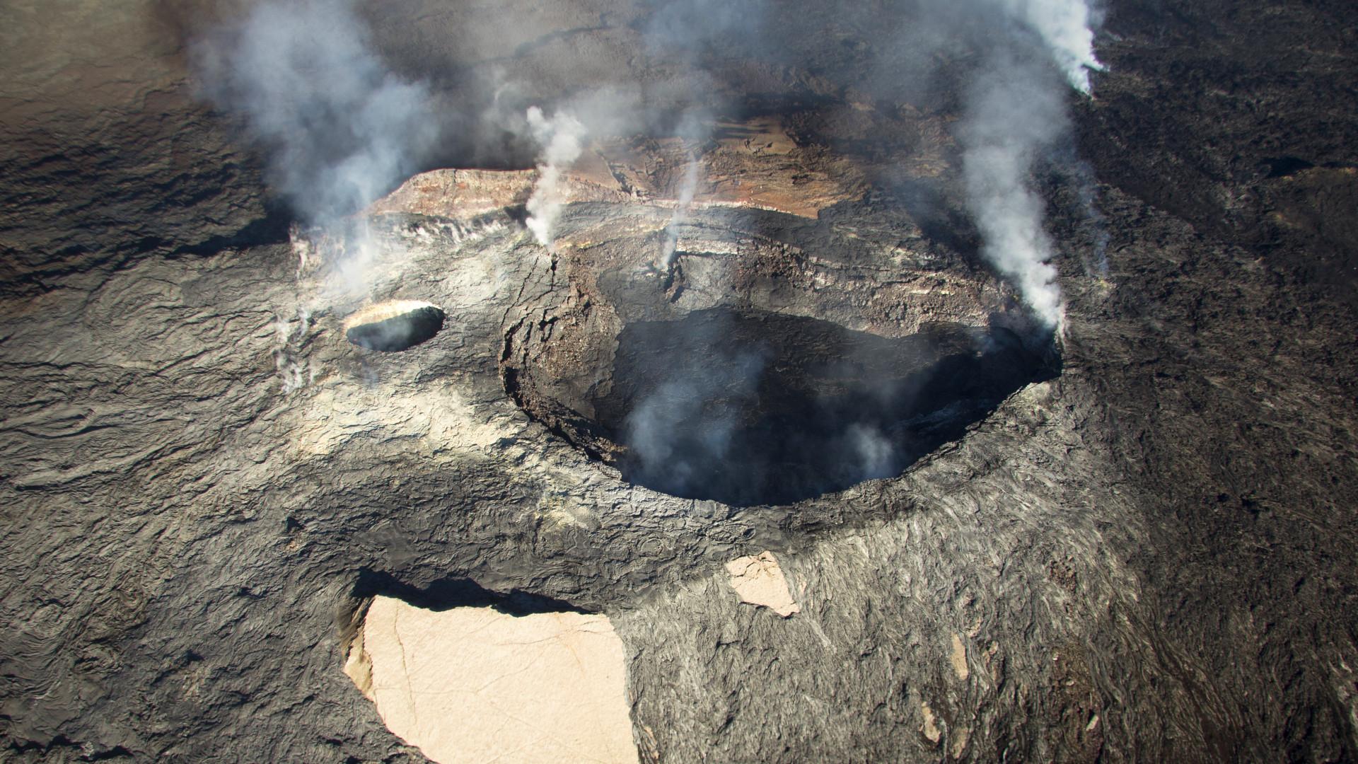 Video Recent Volcanic Activity At Pu U O O Explained