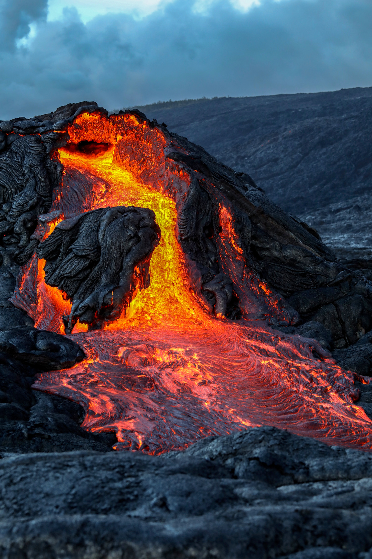 Video Kilauea Volcano East Rift Zone Eruption Update